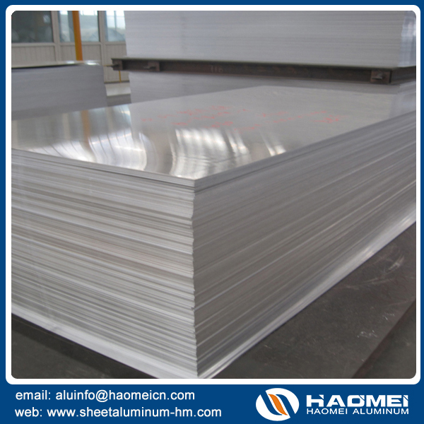 Heat-treatable Alloys sheet aluminum